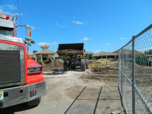 Construction Progress - November 9, 2012